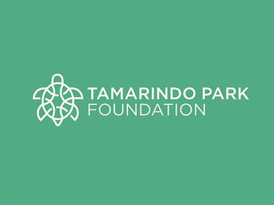 Tamarindo Park Foundation community connection tropical turtle costa rica foundation logo