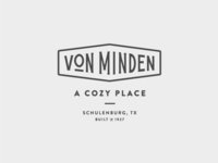 Von Minden Hotel Logo