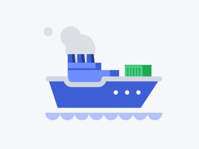 Shipping Options Illustration