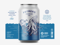 Potrero Brewing Co. Kraken IPA