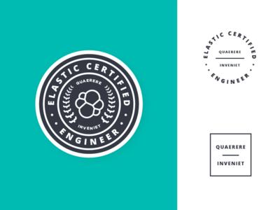 Elastic Certification Badge