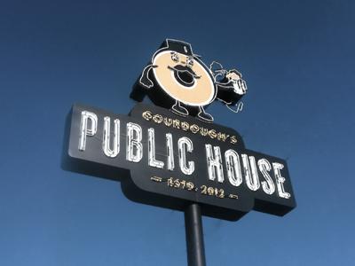 Publichouse sign