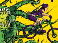 Cycling Comics (Gal)