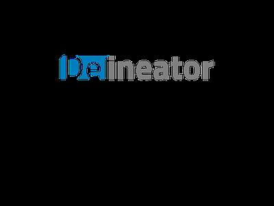 Delineator Logo branding design logo