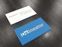 Delineator Business Card
