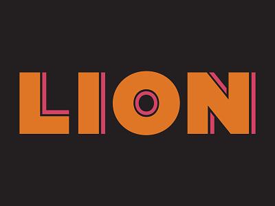 Lion Lion Bar   New York City brand identity concept east harlem manhattan harlem new york city retro lion lion nyc graphic design lion typography wordmark logo branding design