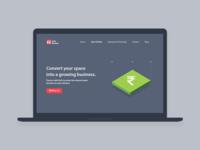 HaTa Bevtech Website Design