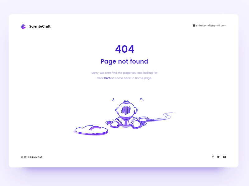 404 page error illustration page not found extra page 404