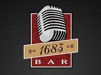 1683 Bar Logo