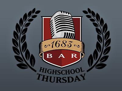 1683 Bar Event Logo