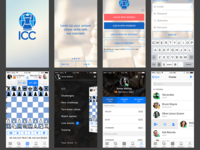 Icc Ios App Screens