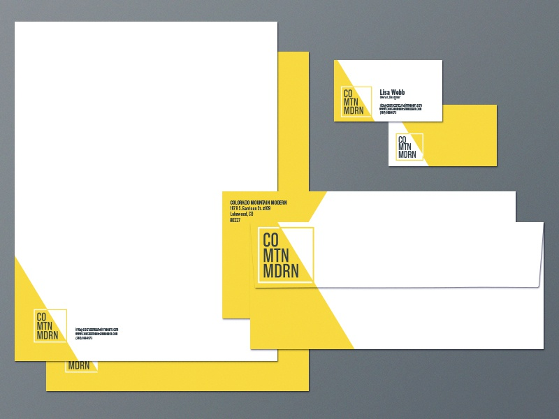 Dribbble coloradomountainmodern explore collateral