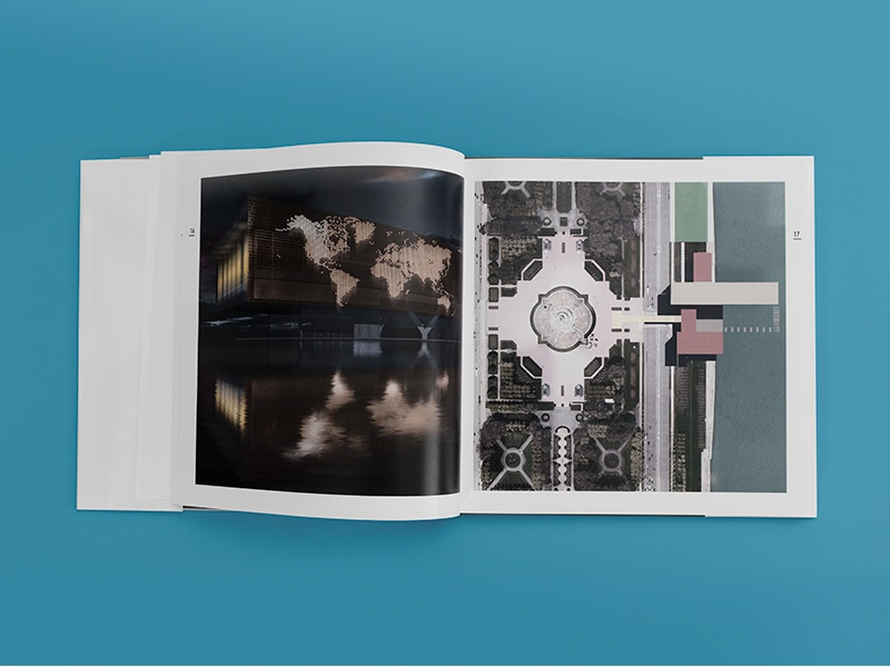 Archiving Democracy (First Place Full Spread) university of new mexico unm book book design graphic design page layout architecture