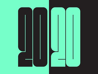 2020 type design typography