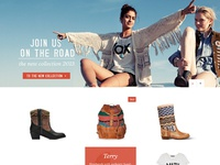 Kiboots home page
