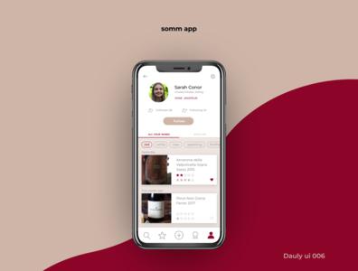 Somm App