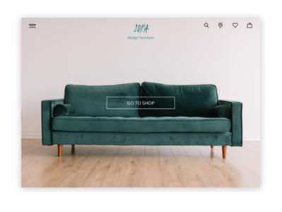 Design furniture shop