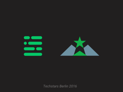 Mimo Joins Techstars 😄 logo accelerator identity brand mimo berlin techstars