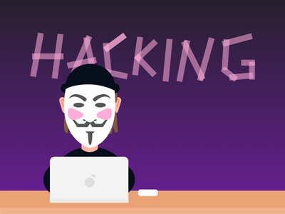 Hacking anon illustration mimo hacking anonymous hacker