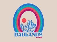 Badlands T-Shirt Design