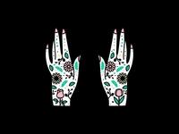 Flower Hands