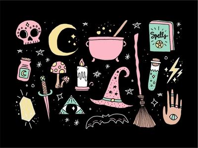 Mystical Doodles