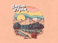 Lucie Tiger Album Cover