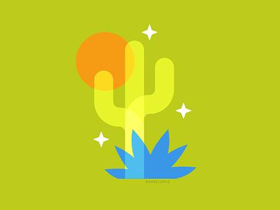 Neon Cactus desert neon cactus