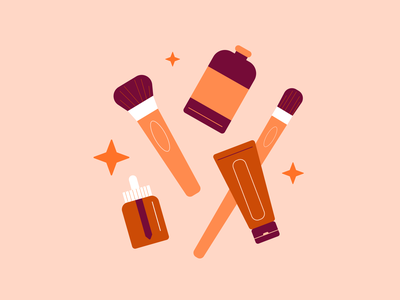 Beauty Products skincare brushes makeup cosmetics beauty
