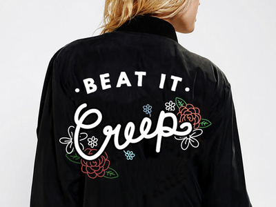 Beat it, Creep