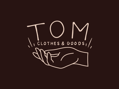 Tom Clothes & Goods vintage fashion clothes women denim