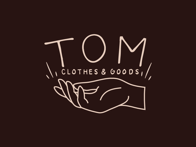 Tom Clothes & Goods vintage fashion clothes women denim