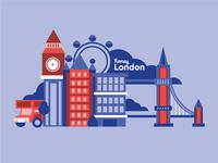 Celebration of Cities - London