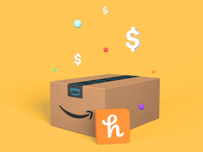 Honey + Amazon