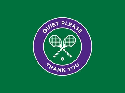 Quiet Please. Thank you.