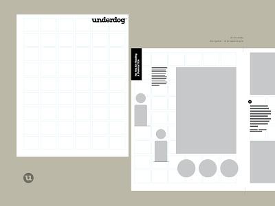 Thank you, Josef Müller-Brockmann wireframe layout branding publication design grids