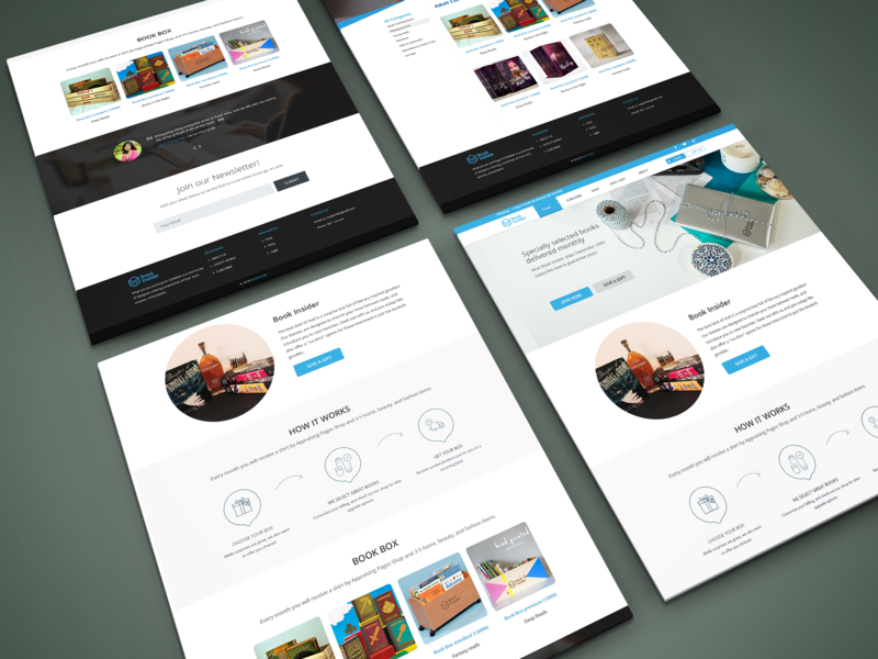 Bookinsider Apps uiux gift booking book landing landing  page landing page design landing page chat box ui ux app design