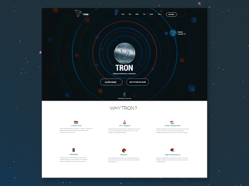 tron mining cryptocurrency