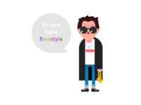 Monday freestyle