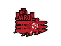 The Red Baron | Australian Bar Cafe logo