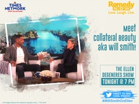 Romedy Now | Will Smith | Ellen