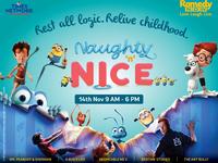 Children's Day | Emailer | Naughty 'n' Nice