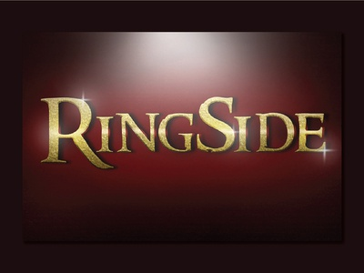RingSide | Movie Premier Logo