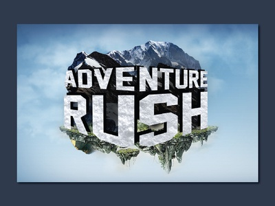 Adventure Rush | Logo
