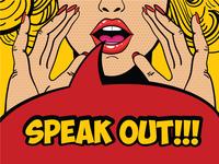 Speak Out!!!
