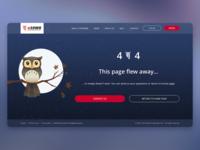 404 page - eSowa