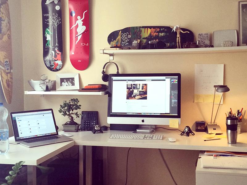 My Workspace workspace home desk workplace my office workstation
