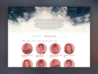 Dreampire Landing page v2