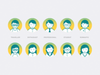 Drops Profile Icons