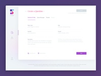 5words Browser UI / Form